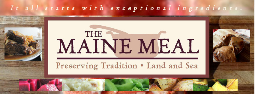 The Maine Meal - logo