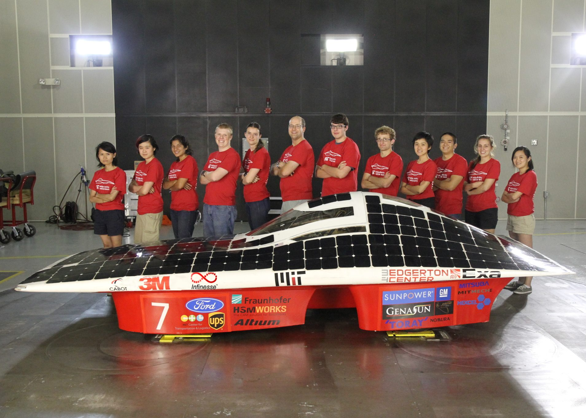 MIT Solar Electric Vehicle Team