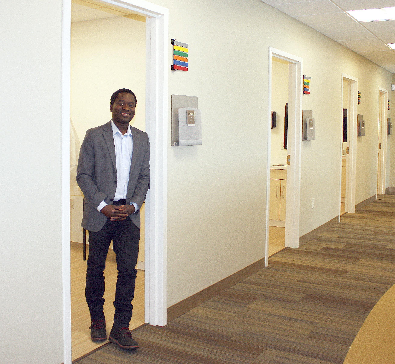 Paul Okot, International Resource Center