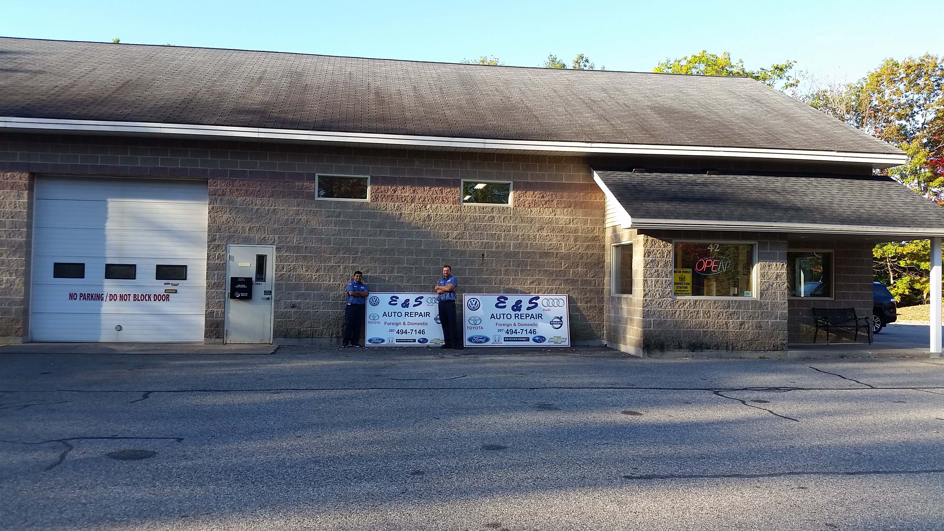 Auto body shops scarborough maine