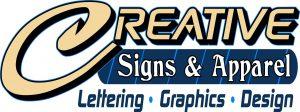 Creative Sign & Apparel Logo