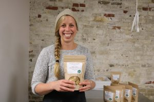 Nina Murray, Owner of Mill Cove Baking Co.