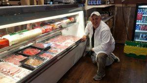 Village Market Meat Case