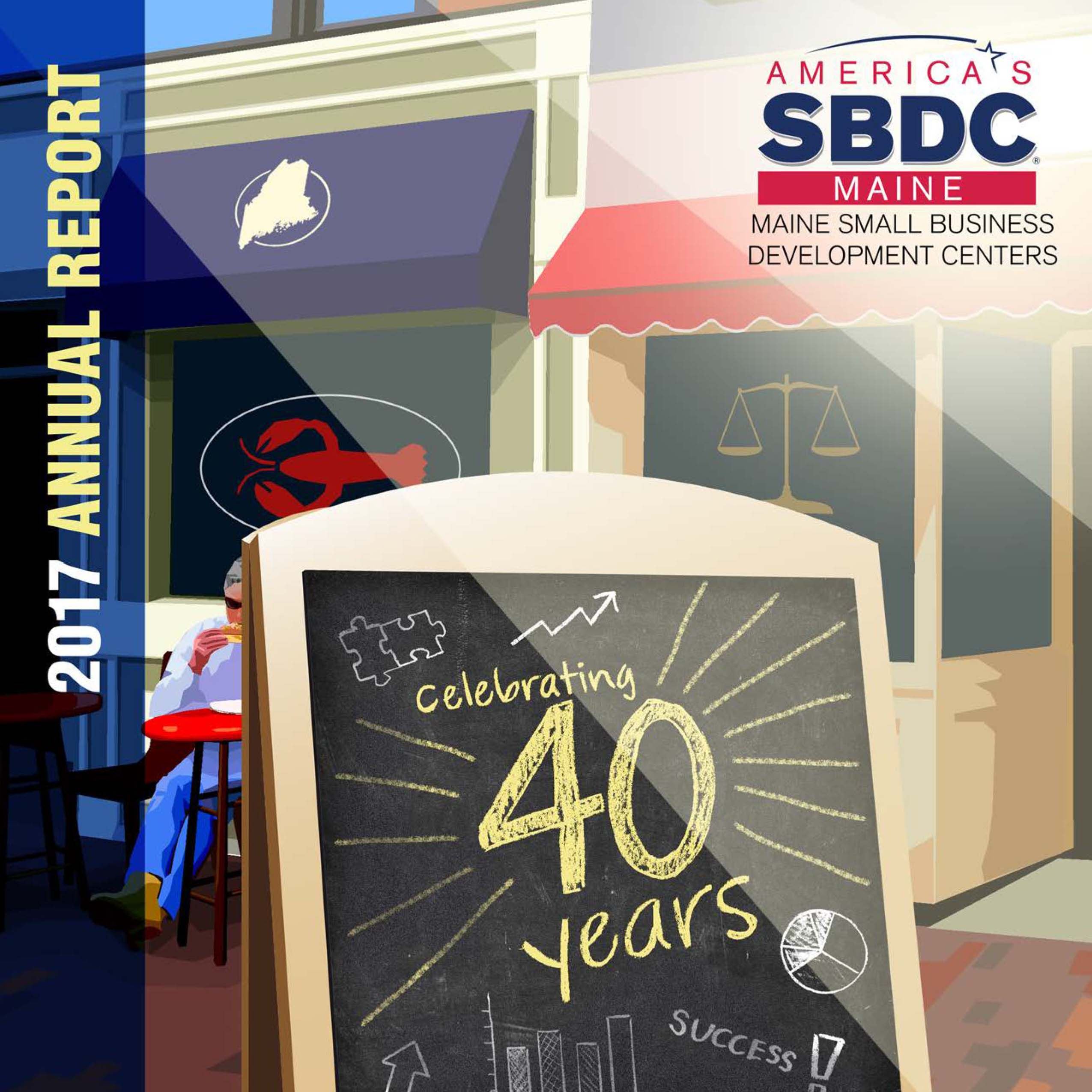 Maine SBDC 2017 Annual Report