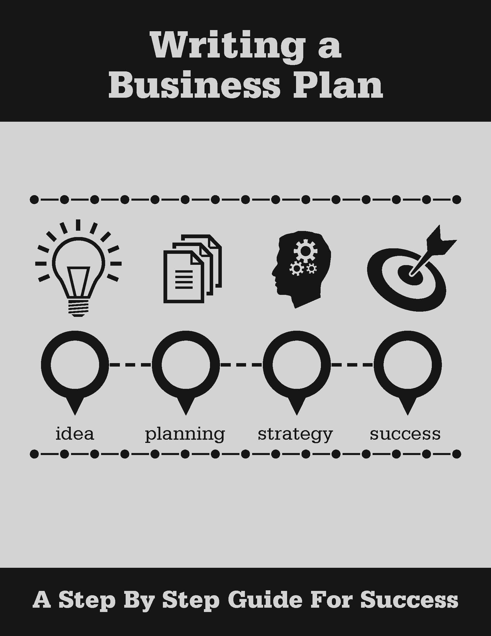 step by step guide to writing a business plan