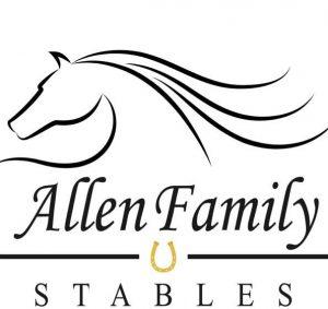 Allen Family Stables - Logo
