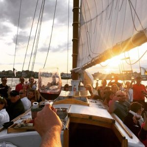 Wine Wise - Sailboat Trips