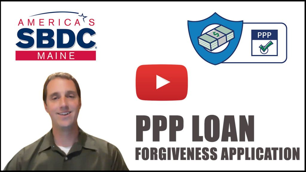PPP Forgiveness Application Walk-Through Videos