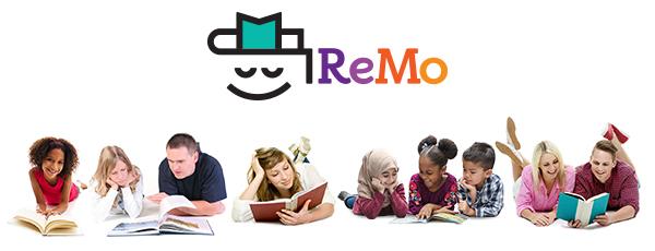 ReMo Education Application Logo