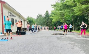 My-Fit-24 Outdoor Classes