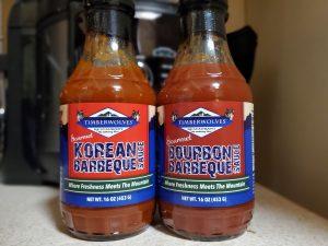 Timberwolves Famous BBQ Sauce