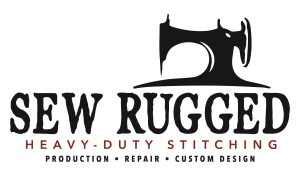 Sew Rugged - Logo