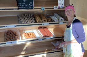 Sally - The Only Doughnut