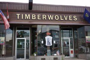 Timberwolves BBQ - Mars Hill