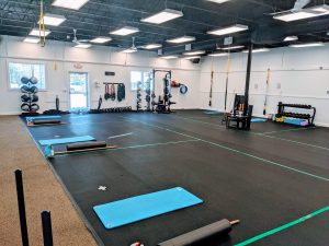 Wilcox Wellness & Fitness Inside - Brunswick