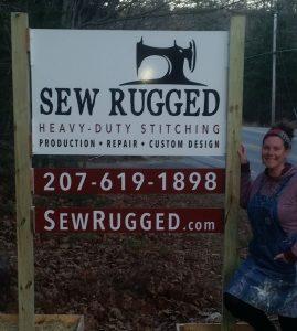 Sew Rugged - Liz Meadows