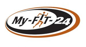 My Fit-24 Logo