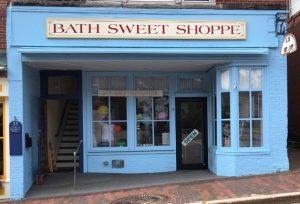 Bath Sweet Shoppe - Store