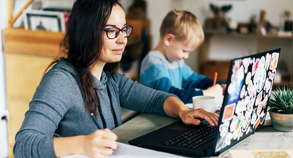 Women virtual learning
