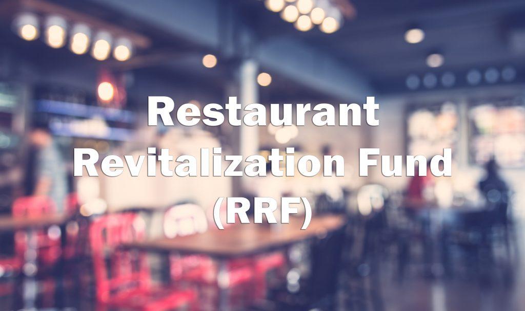 Abstract blur restaurant background - RESTAURANT REVITALIZATION FUND